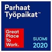 Parhaat Työpaikat 2020