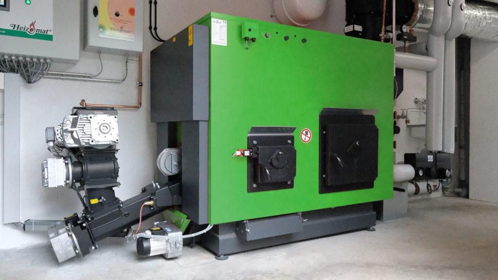 Heizomat HSK-RA -lämmitysjärjestelmä